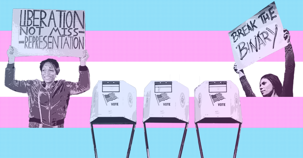 Transgender Voting