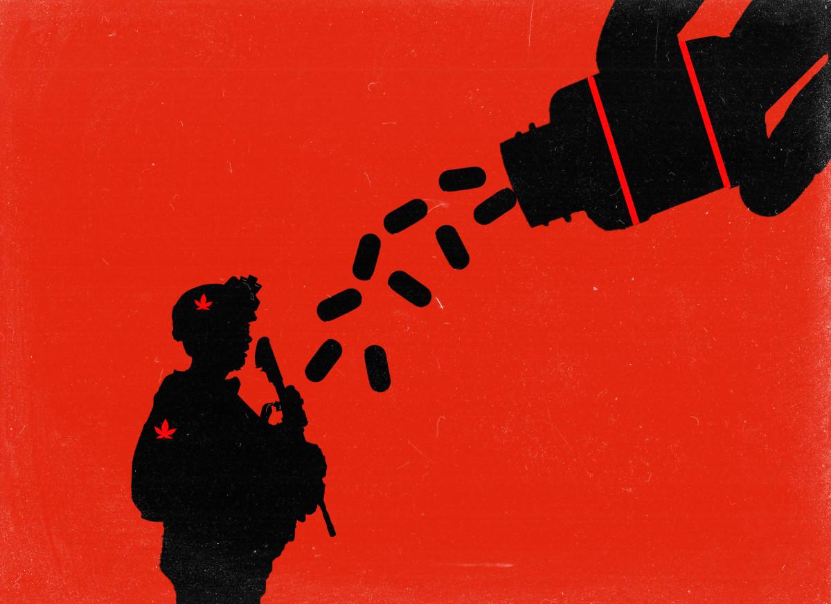 Soldier Pills