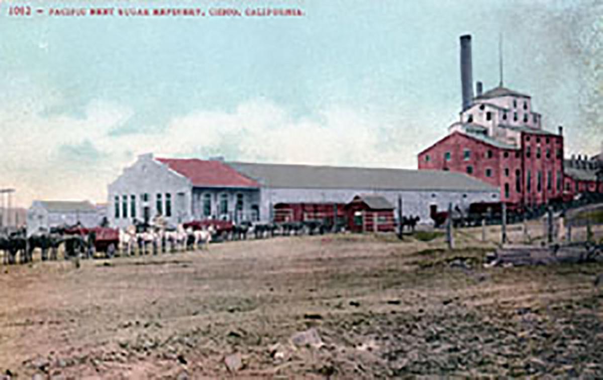 Sacramento Valley Sugar Company.