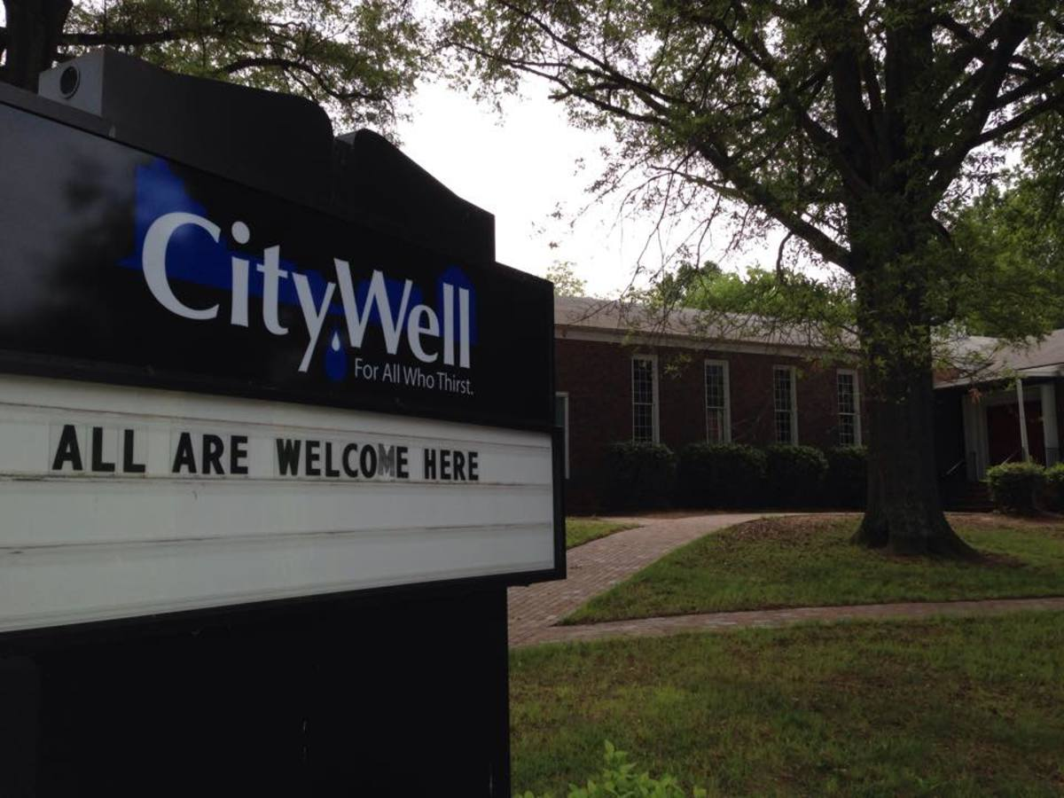 CityWell United Methodist Church.