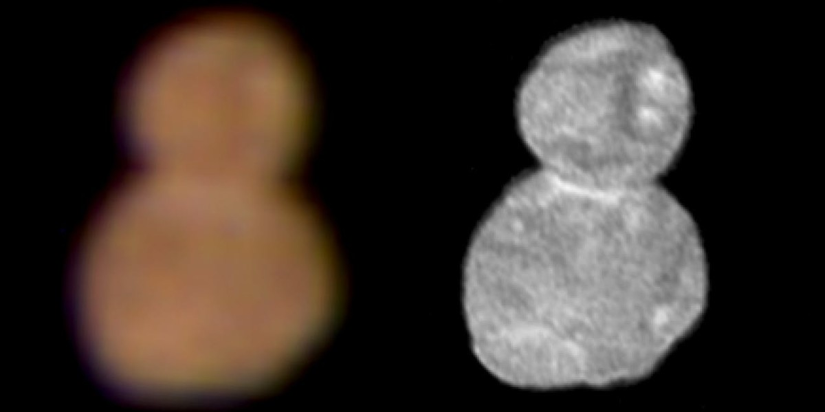 "Ultima Thule is not a comet or asteroid, according to lead scientist Alan Stern; it's a ""primordial planetesimal"" that could provide bits of insight about our solar system's origins."