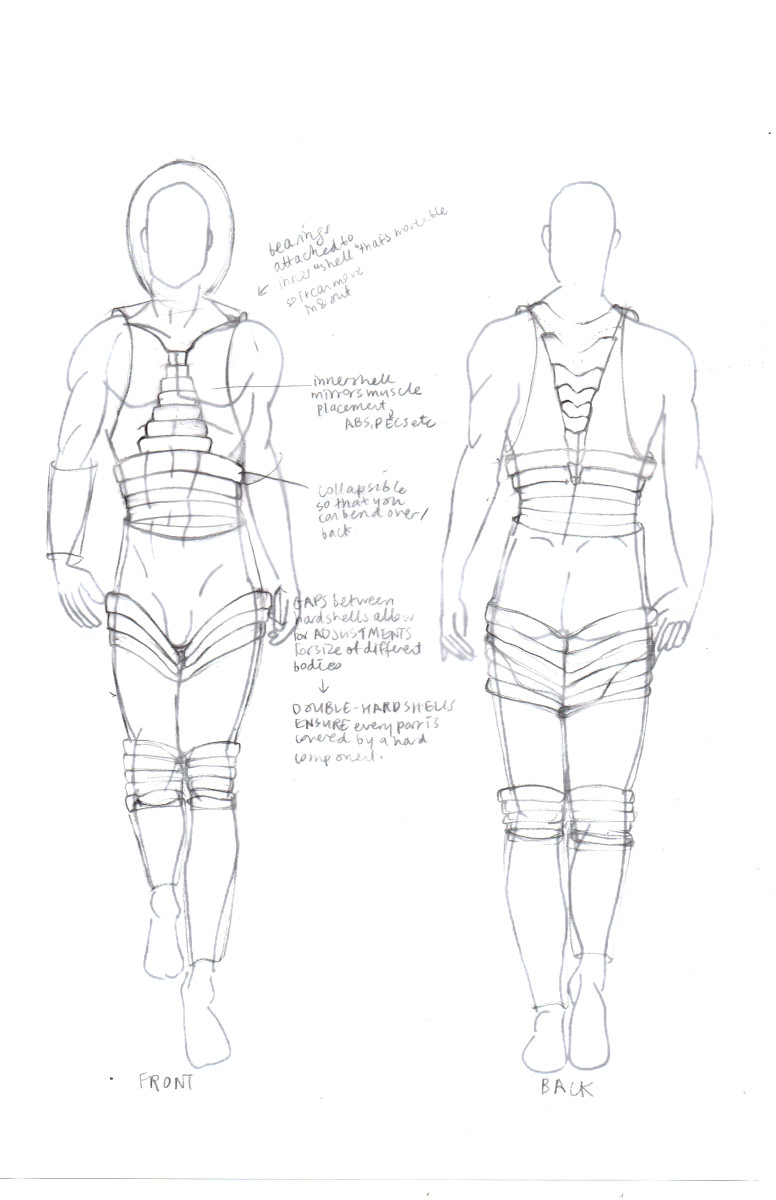 One of the primary challenges in designing space suits is creating garments that mimic the natural dexterity of the human body.