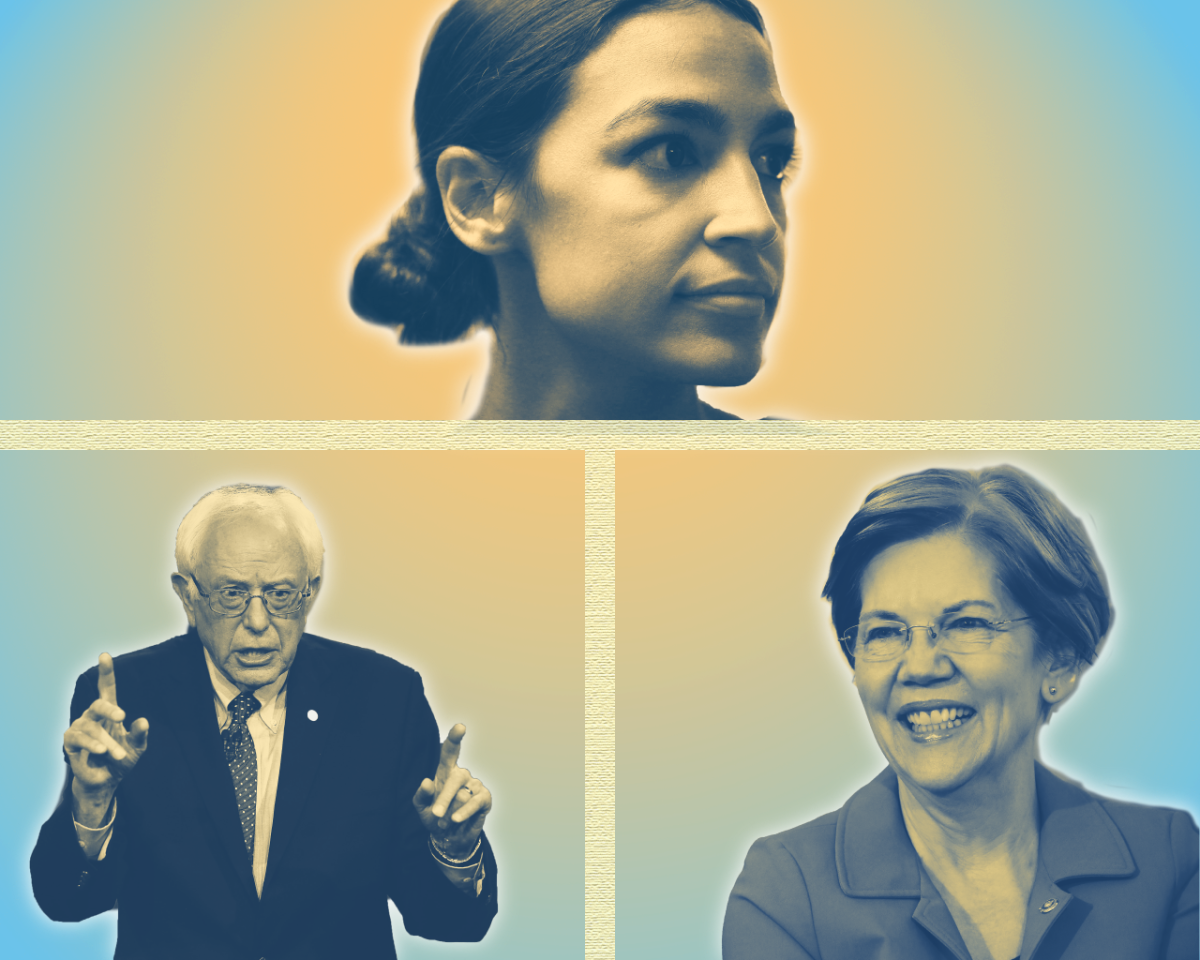 In the last month, Alexandria Ocasio-Cortez, Bernie Sanders, and Elizabeth Warren have all unveiled plans for taxing millionaires and billionaires.