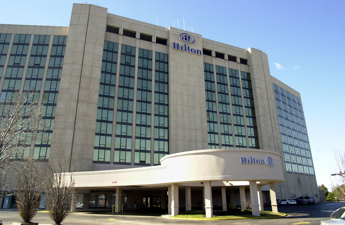 The Hilton Cherry Hill in New Jersey.