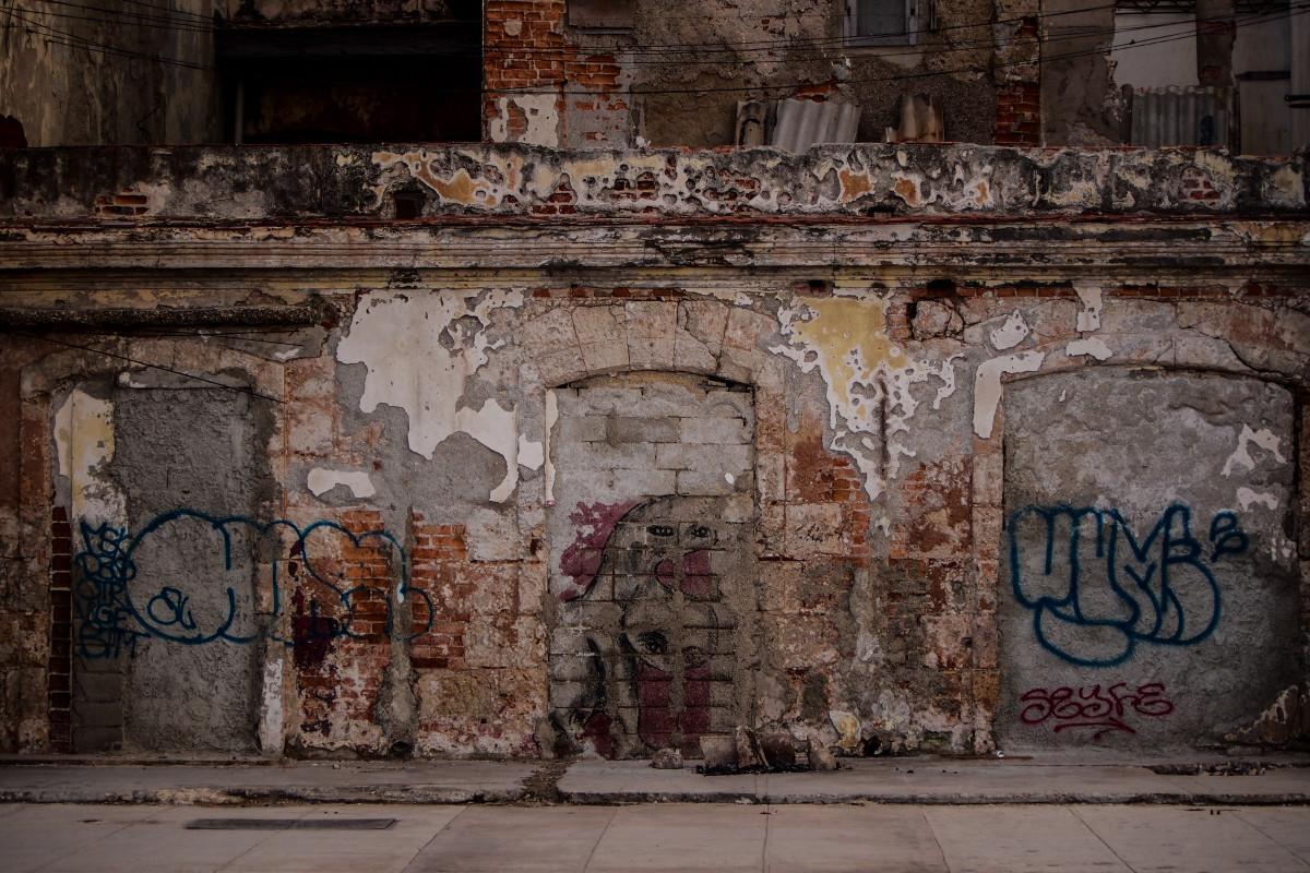 Yulier P. mural Havana Cuba street art