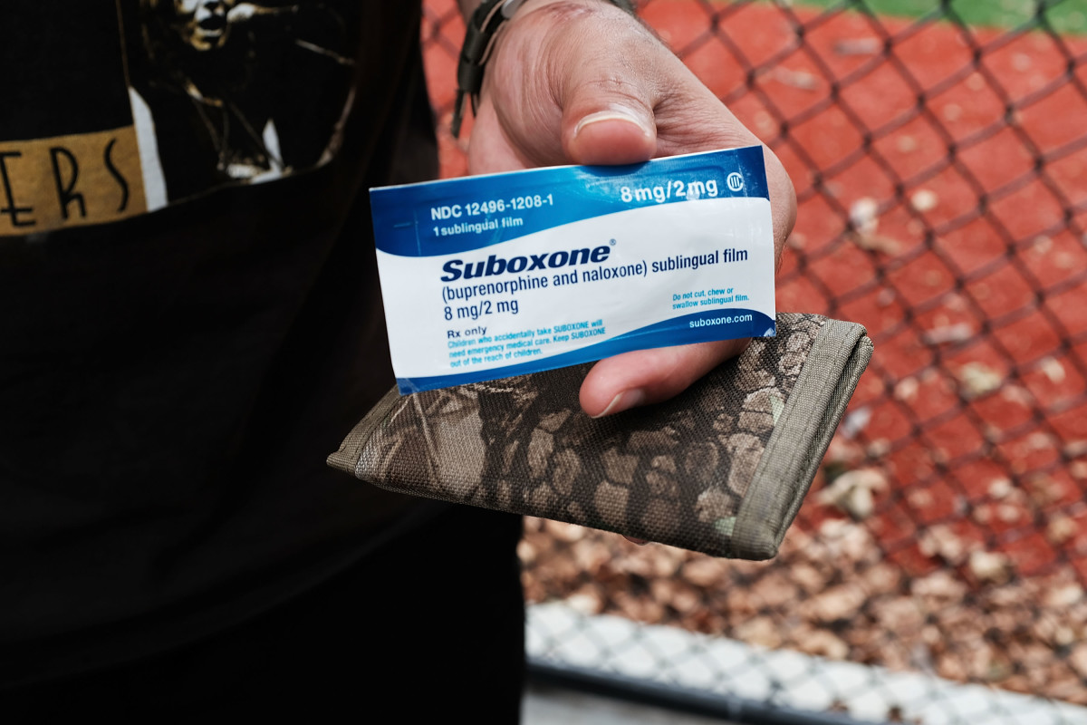 Suboxone is one of the medications that is prescribed alongside counseling as part of medication-assisted treatment for opioid addiction.