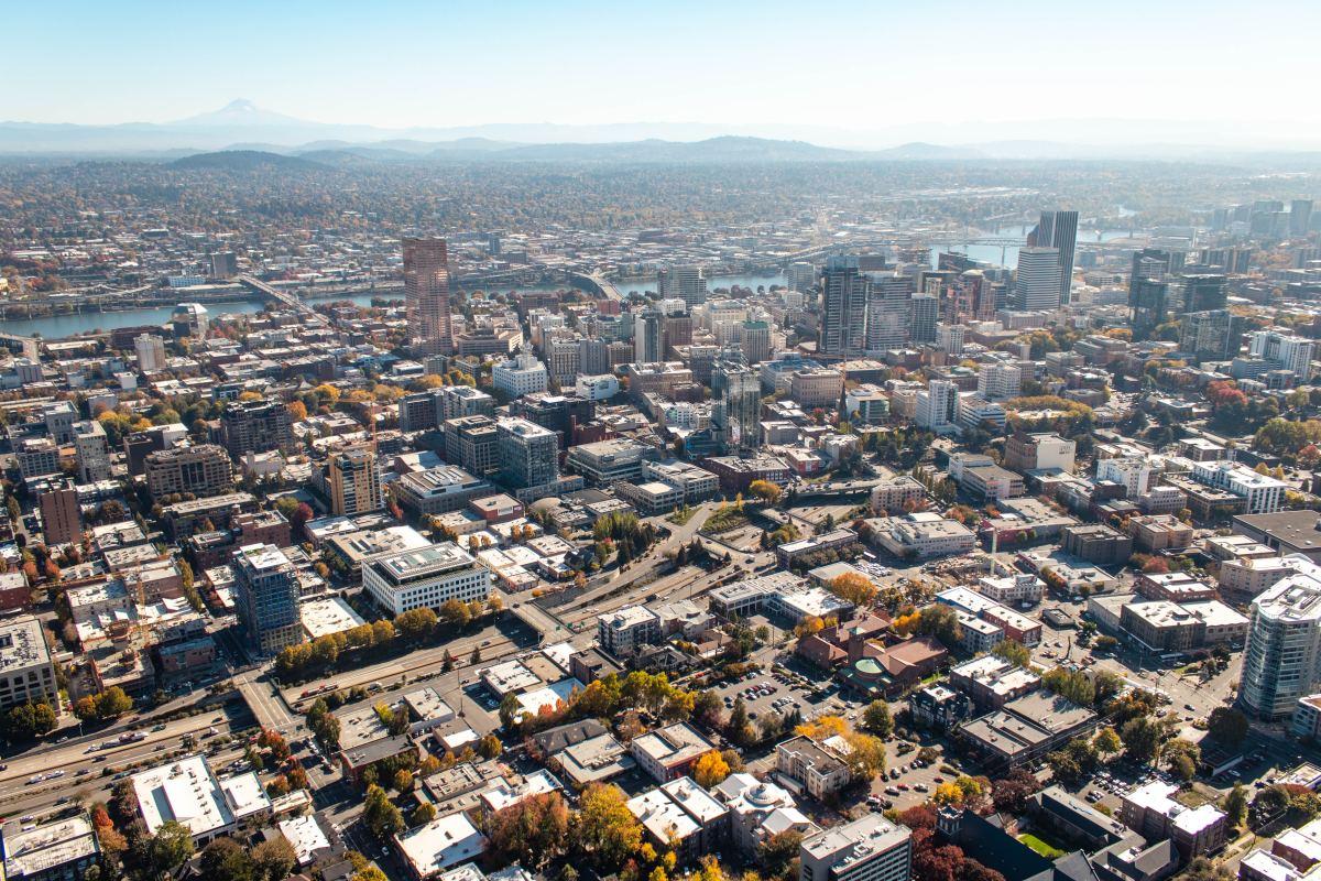 Portland, Oregon.