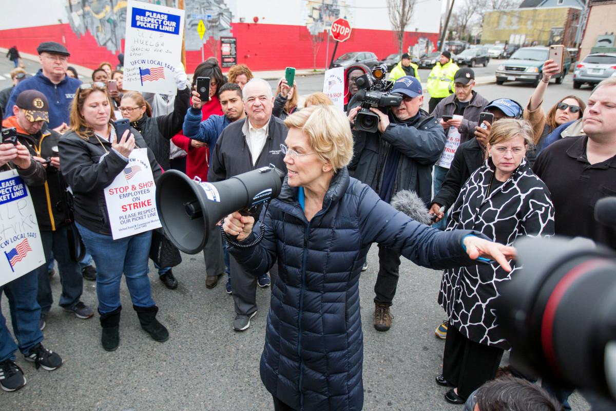 Some prominent Democrats, including Senator Elizabeth Warren, have endorsed the idea of making bankruptcy more accessible.