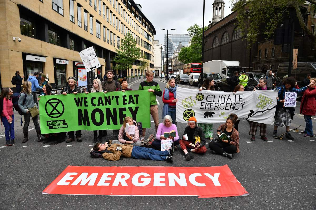 The U K  Has Declared a Climate Emergency—but a New Report Advocates